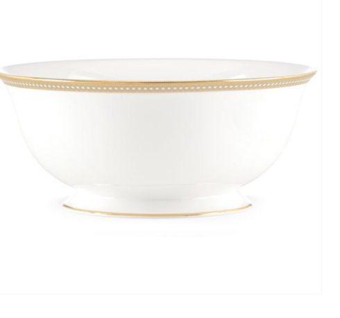 $190.00 Jeweled Jardin Serving Bowl