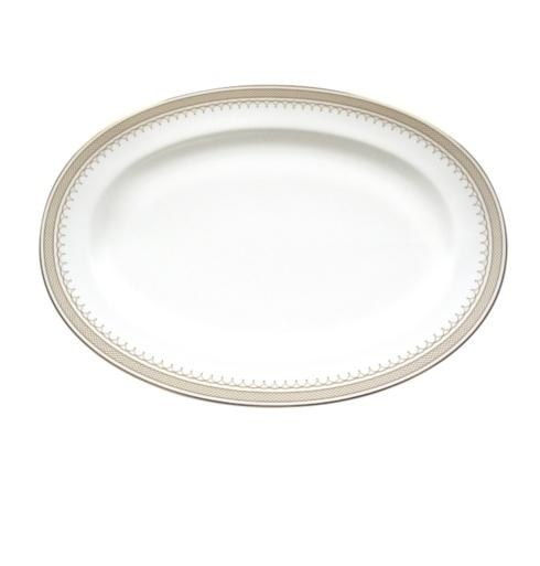 Royal Gifts Exclusives   Lattice Gold Platter $140.00