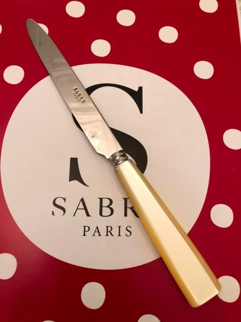 $25.00 Natura Pearl dinner knife