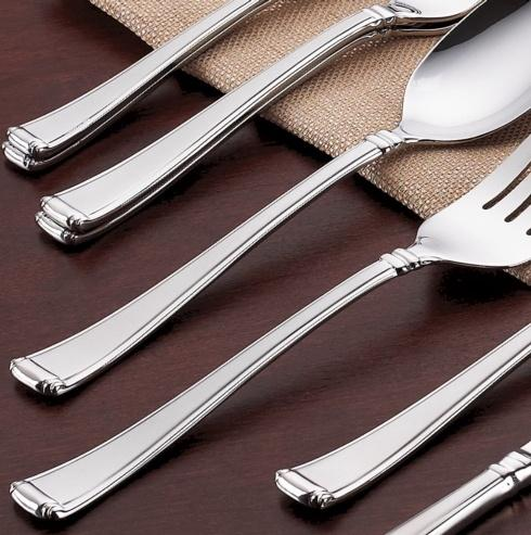 Column five piece Flatware