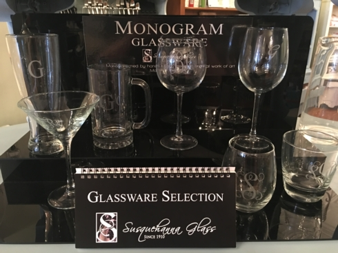 Susquehanna Glass   Ice beverage $20.00