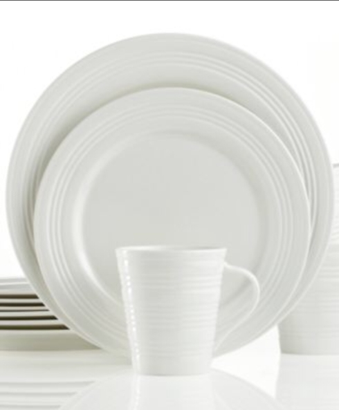 Tin Can Alley Four degree place setting