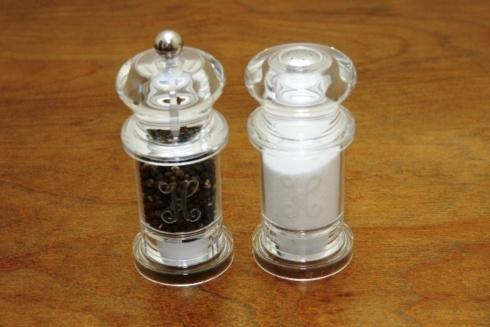 $28.00 Acrylic Salt & Pepper Set