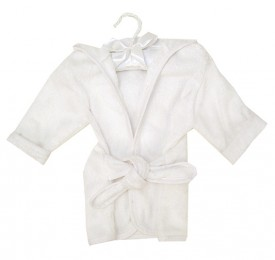 INFANT ROBE WITH HANGER collection with 1 products