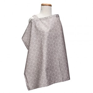 NURSING COVER-GRAY CIRCLES collection with 1 products