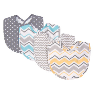ZIGZAG BIB 4 PACK SET collection with 1 products