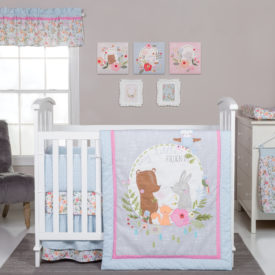 MY LITTLE FRIENDS 6 PC BEDDING SET collection with 1 products