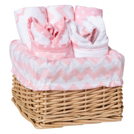 PINK SKY 7 PIECE FEEDING GIFT SET collection with 1 products
