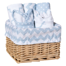 $28.95 BLUE SKY 7 PIECE FEEDING GIFT SET