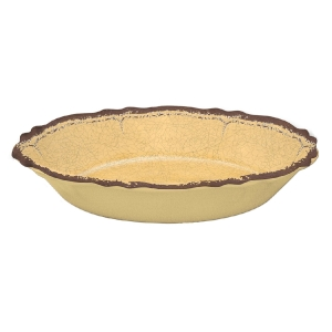 SALAD SERVING BOWL 13.75IN MUSTARD collection with 1 products