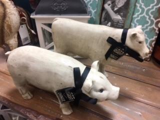 $35.99 Farm House Cow OR Pig