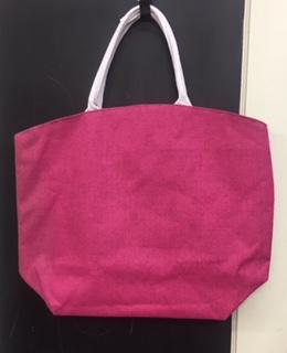 $19.95 Canvas bag -Monograms