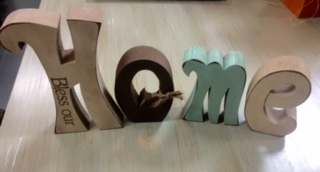 $28.95 HOME letters