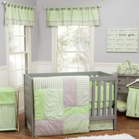 LAUREN 3 PC BEDDING SET collection with 1 products