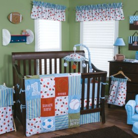 LITTLE MVP 3 PC BEDDING SET collection with 1 products