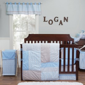 LOGAN 3 PC BEDDING SET collection with 1 products