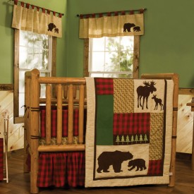 NORTHWOODS 3 PC BEDDING SET collection with 1 products