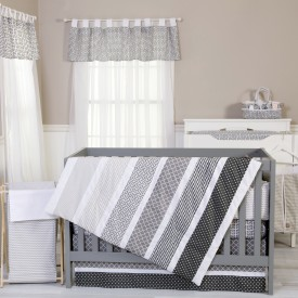 OMBRE GRAY 3 PC BEDDING SET collection with 1 products