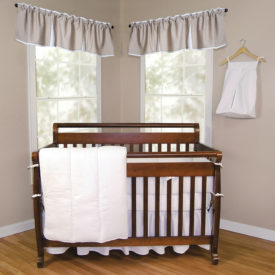 WHITE PIQUE 3 PC BEDDING SET collection with 1 products