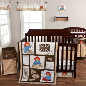 PADDINGTON BEAR 3 PC BEDDING SET collection with 1 products