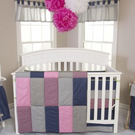 PERFECTLY PRETTY 3 PC BEDDING SET collection with 1 products