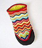 Fiesta puppet mit with neoprene  zig zag collection with 1 products