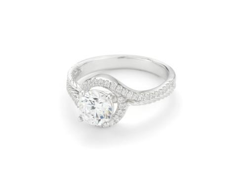 $1,275.00 Engagement Semi-mount