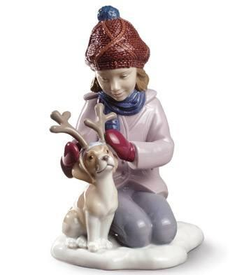 $450.00 My Little Reindeer