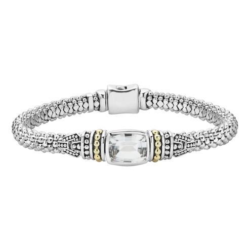 White Topaz Bracelet