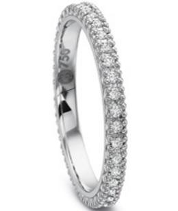 Diamond Eternity Prong Set Band