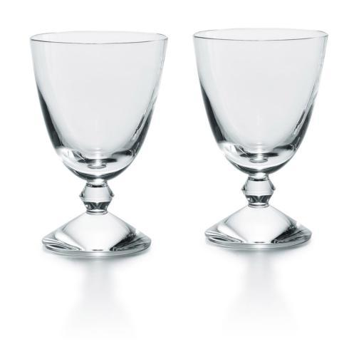 VÉGA GLASS SMALL CLEAR PAIR