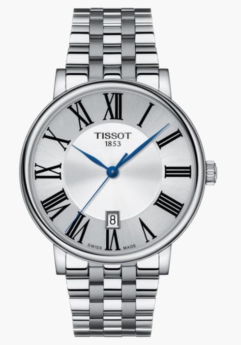 $300.00 TISSOT Gts Carson S/S Premium