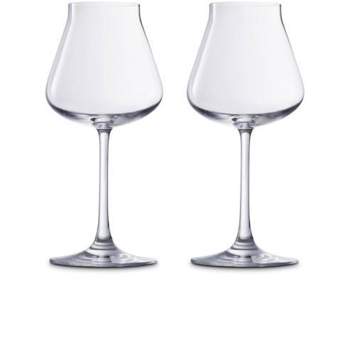 CHÂTEAU BACCARAT GLASS RED WINE PAIR