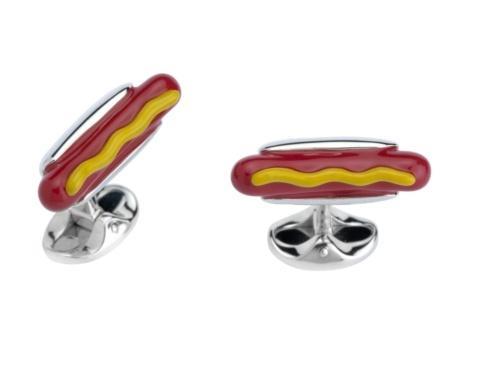 Hotdog Cufflinks