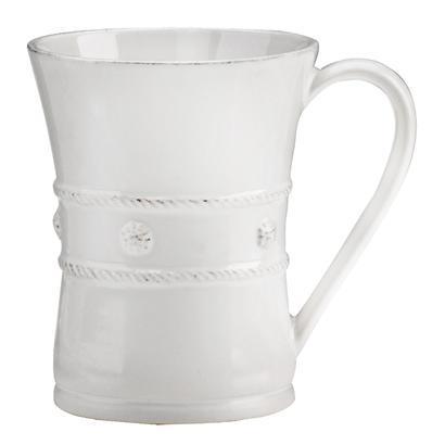 Juliska  Berry & Thread Whitewash Mug $30.00