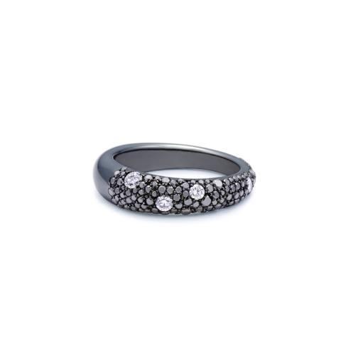 Diamond Cobblestone Ring