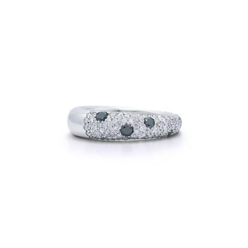 Cobblestone Diamond Ring