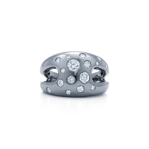 $6,250.00 Cobblestone Diamond Ring