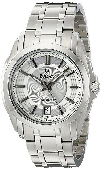 $225.00 Precisionist Longwood Steel Bracelet Men\'s Watch