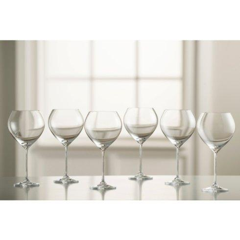 $39.95 GALWAY LIVING CLARITY GOBLET SET