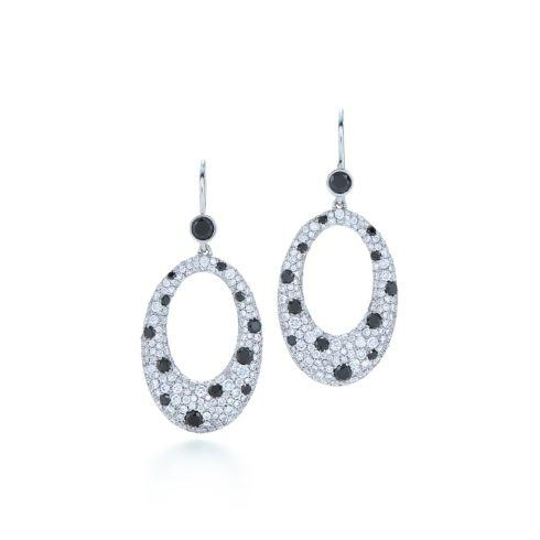 Cobblestone Diamond Earrings