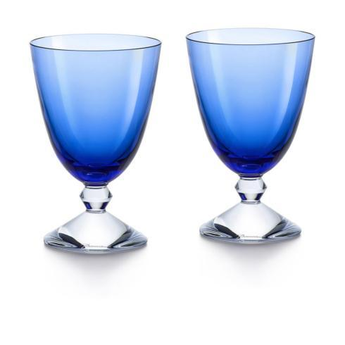 VÉGA GLASS SMALL BLUE PAIR