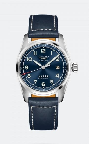 $2,150.00 Gts SPIRIT 40mm Blue Strap