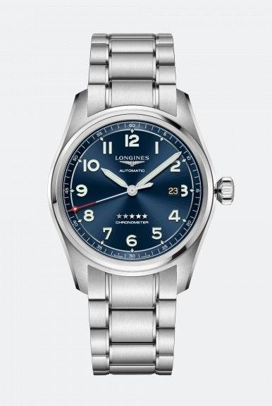 $2,250.00 Gts SPIRIT 42mm Blue Dial