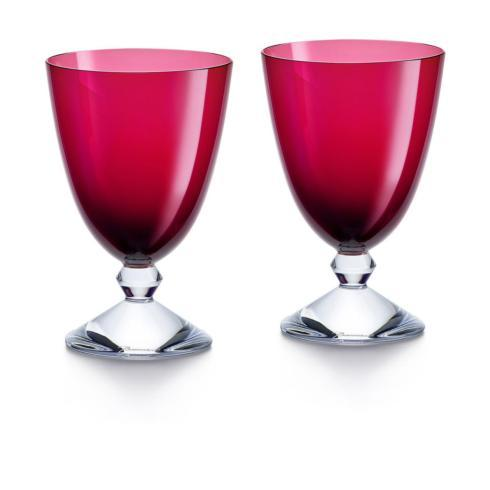 VÉGA GLASS SMALL RED PAIR