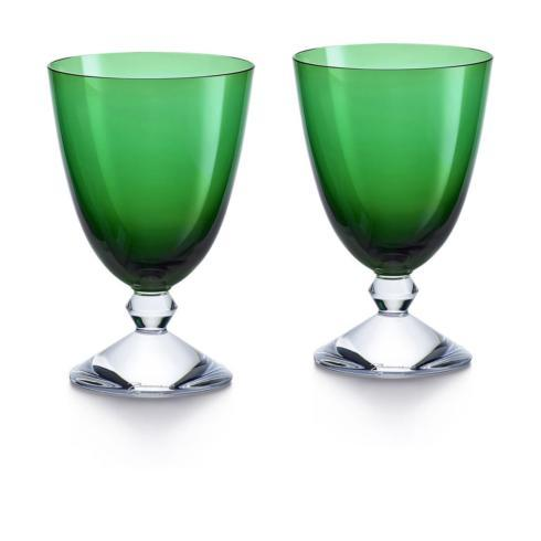 VÉGA GLASS SMALL GREEN PAIR