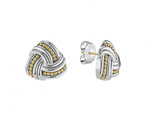 $600.00 KNOT EARRINGS