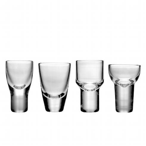 Cordial Glasses in Gift Box Set of 4