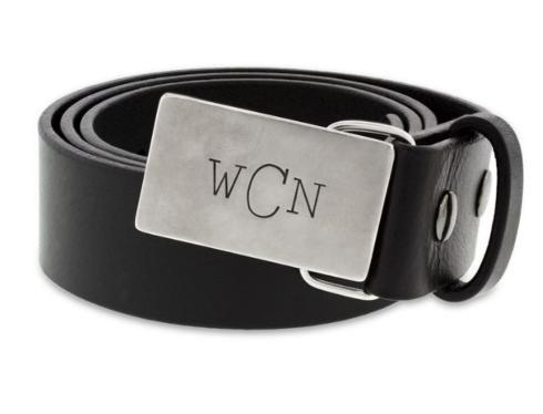 Monogram Small Rectangular Belt Buckle
