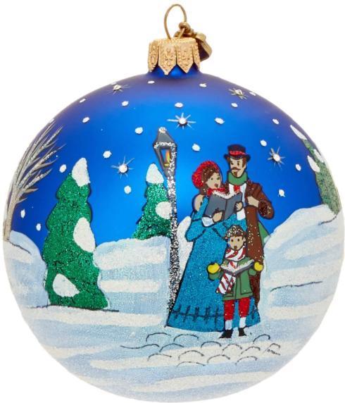 $49.97 CHRISTMAS CAROLERS Ornament